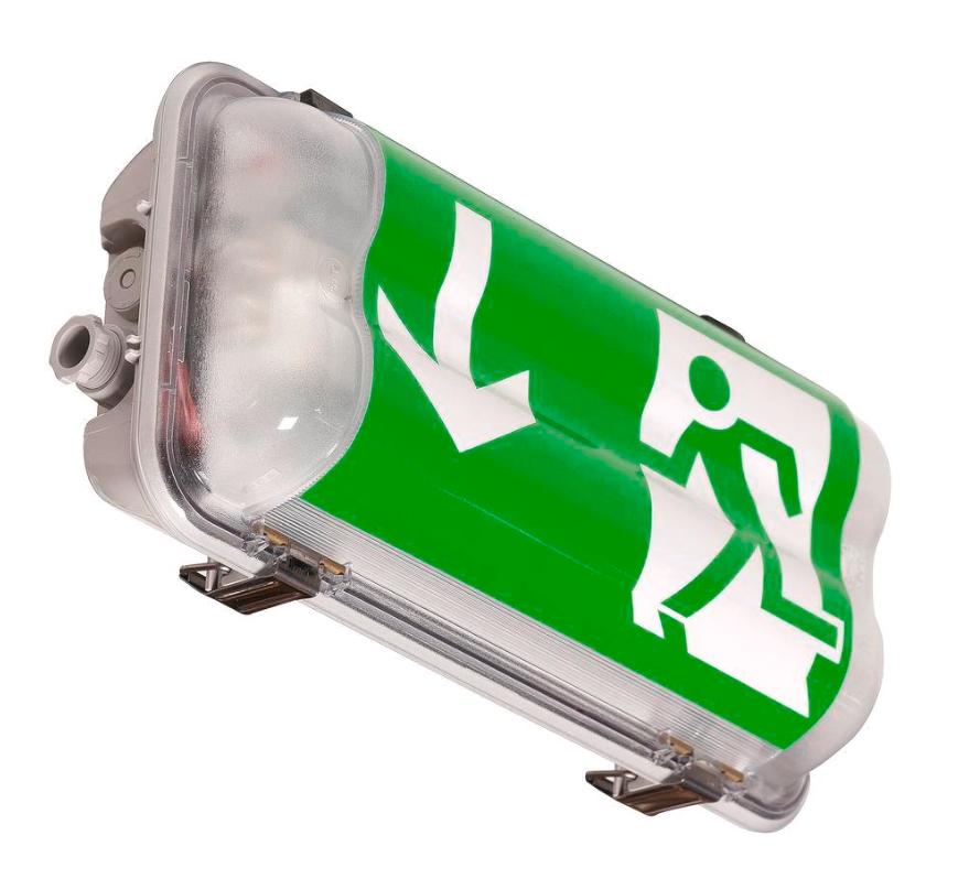 EX-sikret sikkerhedsbelysning