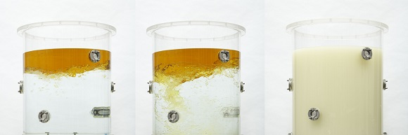 Emulsion_oil in water_1-3-5