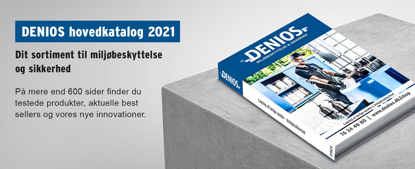 DENIOS katalog 2021