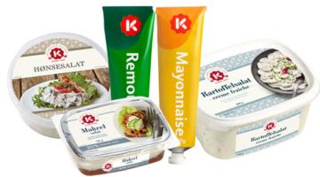 Stryhns har købt K-Salat