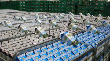 Arla producerer mere mælk – men omsætningen falder