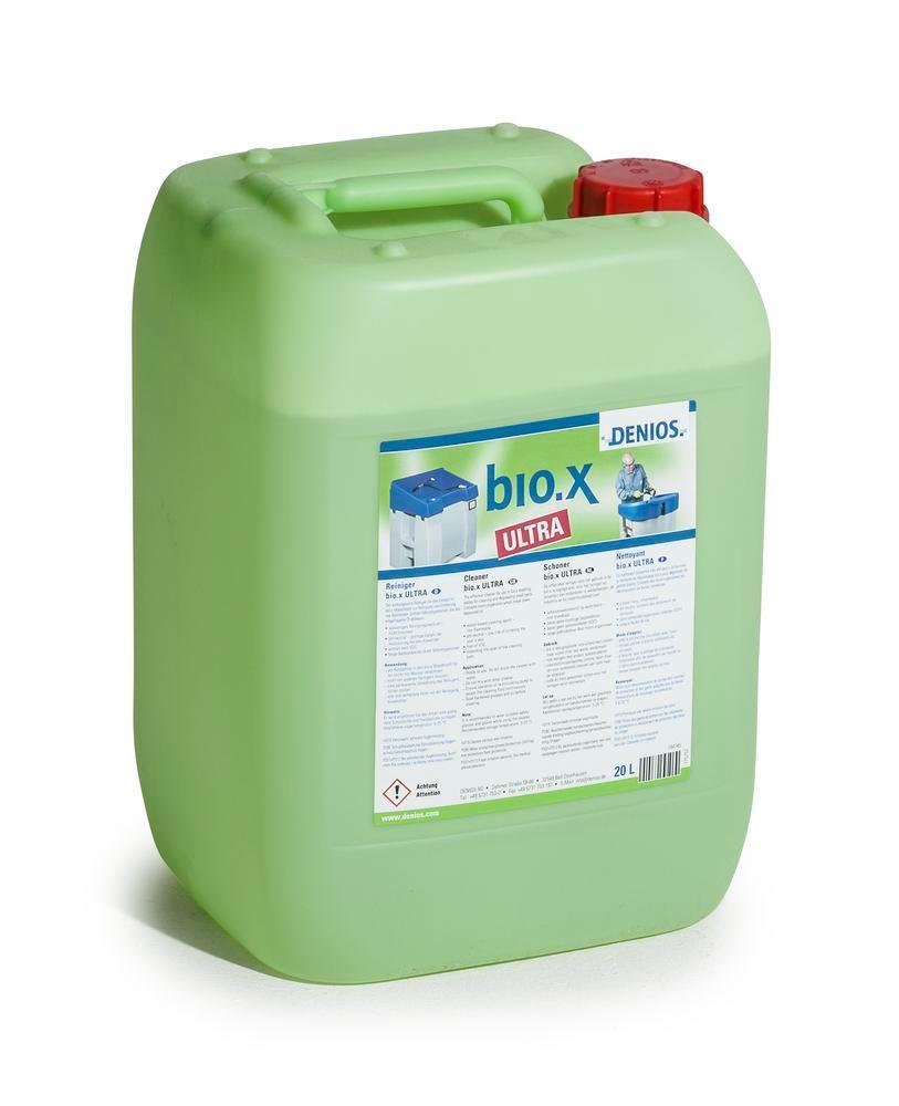 bio.x rengøringsvæske