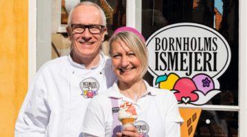 Bornholms Ismejeri indgår aftale med Kvickly og SuperBrugsen