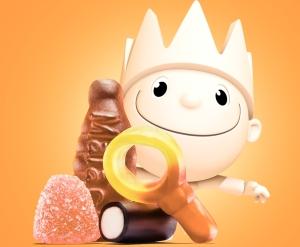 Candyking blev stiftet i Sverige i 1984 under navnet Karamellkungen. (Arkivfoto).