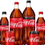 Cola skifter farve