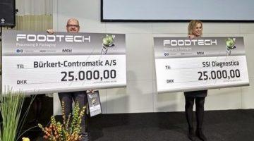 77 nyheder konkurrerer på FoodTech
