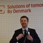 H.K.H Kronprins Frederik indvier nyt udstillingsvindue for danske fødevarer