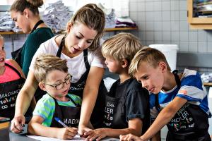 Madskolerne er indstillet til Nordisk Foodaward. Arkivfoto: Carsten Andersen.