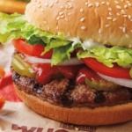 Burger King går den vegetariske vej